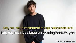 Louis Tomlinson ft. Bebe Rexha • Back To You (español, inglés)