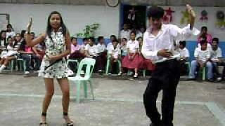 sheryl and michael dancing mambo no. 5