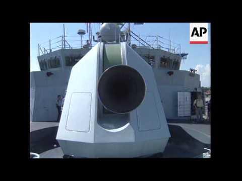 MALAYSIA: PORT KLANG: CANADIAN NAVY SHIP TOURS REGION