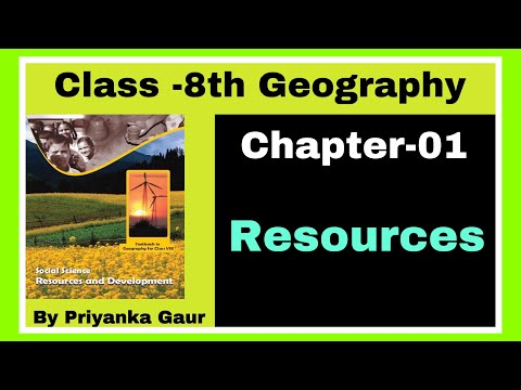 L-01 Geography NCERT Class 8 | Resources