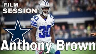 The Dallas Cowboys Anthony Brown | Film Session