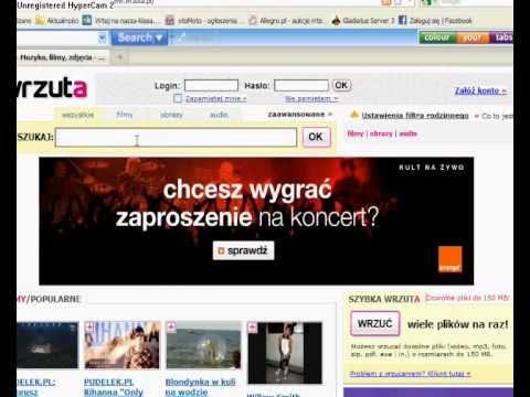 Jak ściągać piosenki z www.Wrzuta.pl