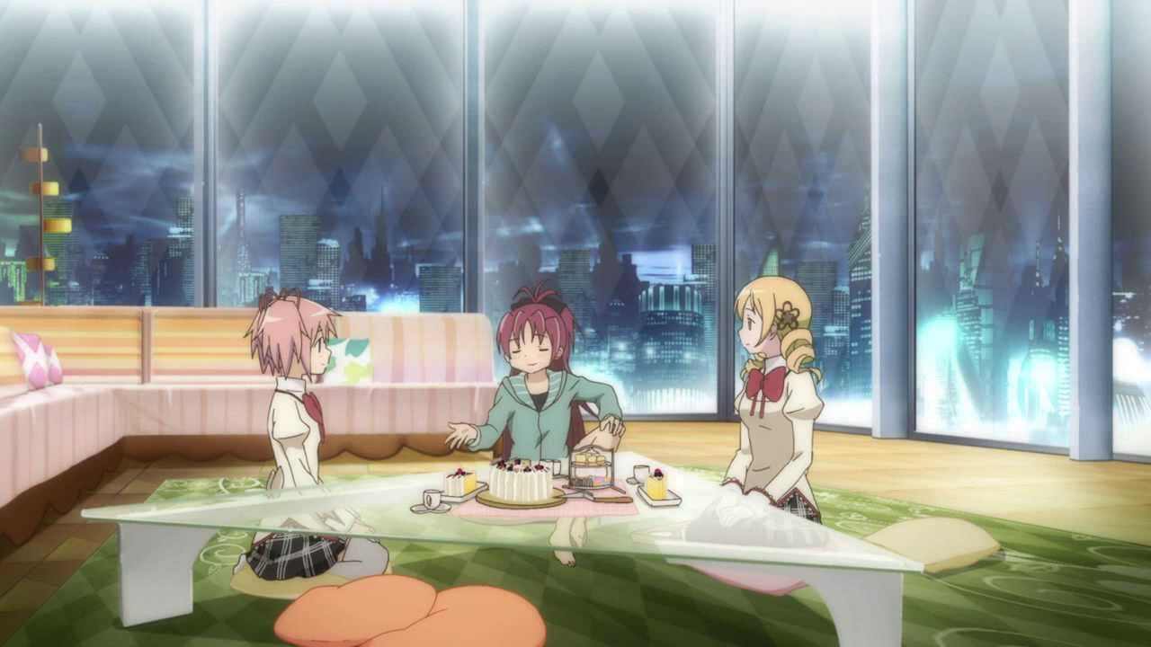 Puella Magi Madoka Magica Movie  Mamis House 3  YouTube