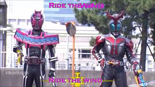 Ride The Wind Subbed MV