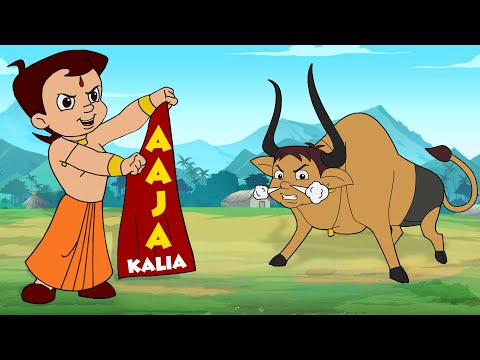 Chhota Bheem - Kalia Kaise Bana Saand | Hindi Cartoon for Kids