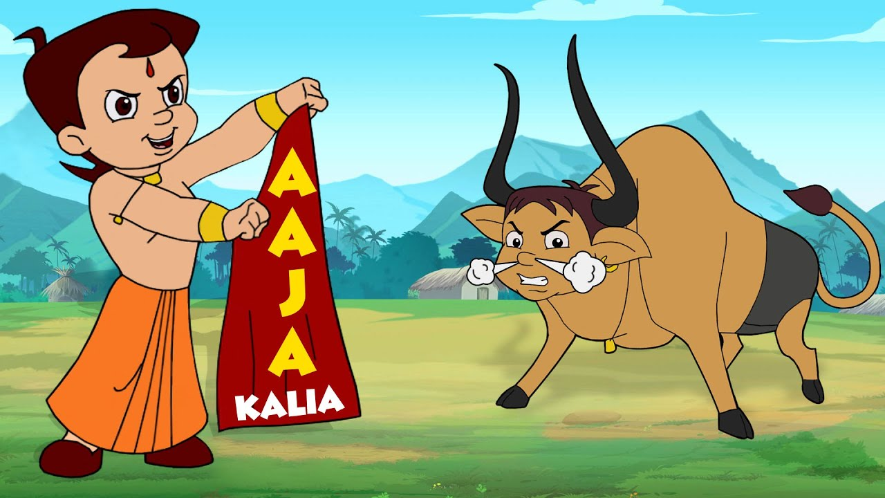 Chhota Bheem - Kalia Kaise Bana Saand | Hindi Cartoon for Kids