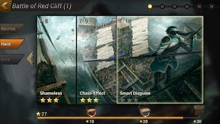 Battle of Red Cliff(1) Chapter 7-10 HARD mode (Dynasty Warriors Unleashed)