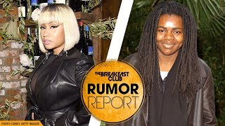 Nicki Minaj's Track with Tracy Chapman That Missed Her Album Leaks