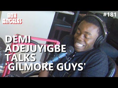 Demi Adejuyigbe Talks 'Gilmore Guys'