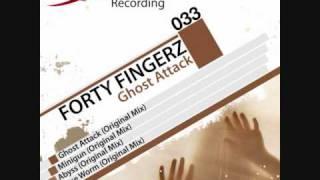Forty Fingerz - Space Worm (Original Mix) - SEBIAN Recordings