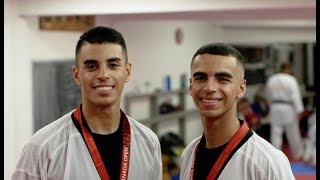 CAF Story | Navy Reservist Brothers Aim for the Olympics