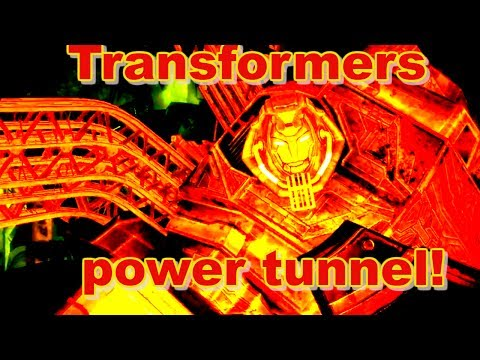 Transformers   power tunnel!