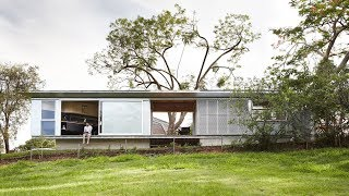 Take A Video Tour Of A-ch's Tiny Keperra House In Australia