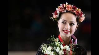 Beauty Alina Zagitova Алина Загитова Красавица
