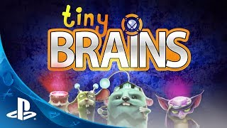 Tiny Brains on PS4