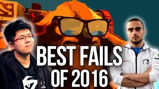 BEST Fails of 2016 - Dota 2