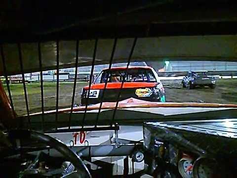 Zach Vanderbeek's feature at Southern Iowa Speedway