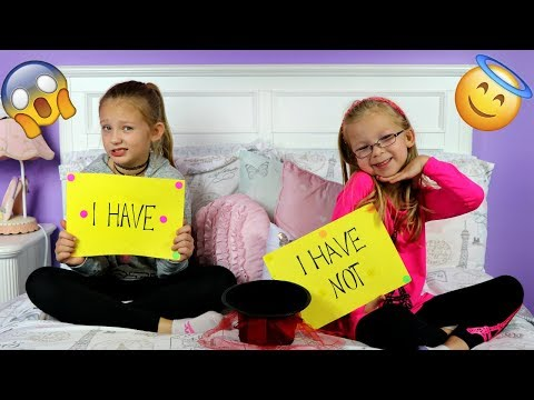 NEVER HAVE I EVER - Francesca and Leah