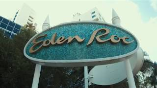 (4k) Eden Roc Miami Beach.