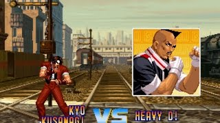 The King of Fighters Dream Match 1999 nullDC Survival With Kyo 4 Wins