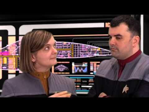 Star Trek: Intrepid, The Stone Unturned