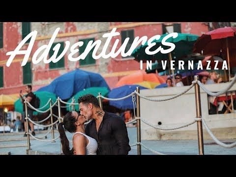 HE GOT POOPED ON! – VERNAZZA, CINQUE TERRE – Italy Vlog 4