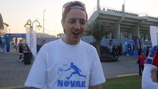 Fan reactions: Novak Djokovic pulls out of MWTC final