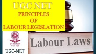 ugc net principles of labour legislation in hindi