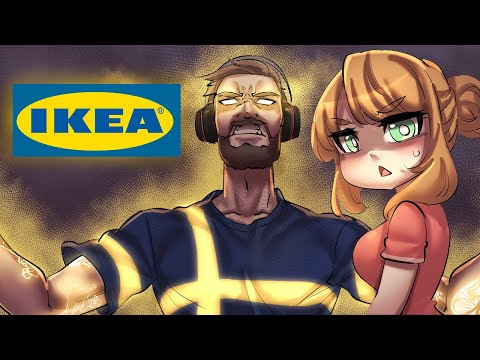 IKEA THE ANIME (Featuring Felix-Kun)