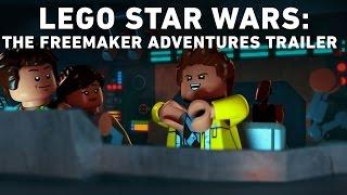 LEGO Star Wars: The Freemaker Adventures Full Trailer (Official)
