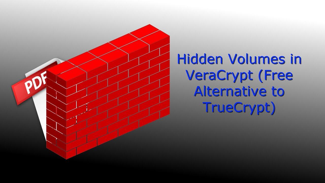 Make a Hidden VeraCrypt Volume (Free Alternative to TrueCrypt ...