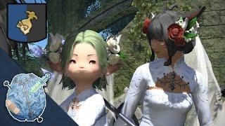 John Got Married in Final Fantasy XIV