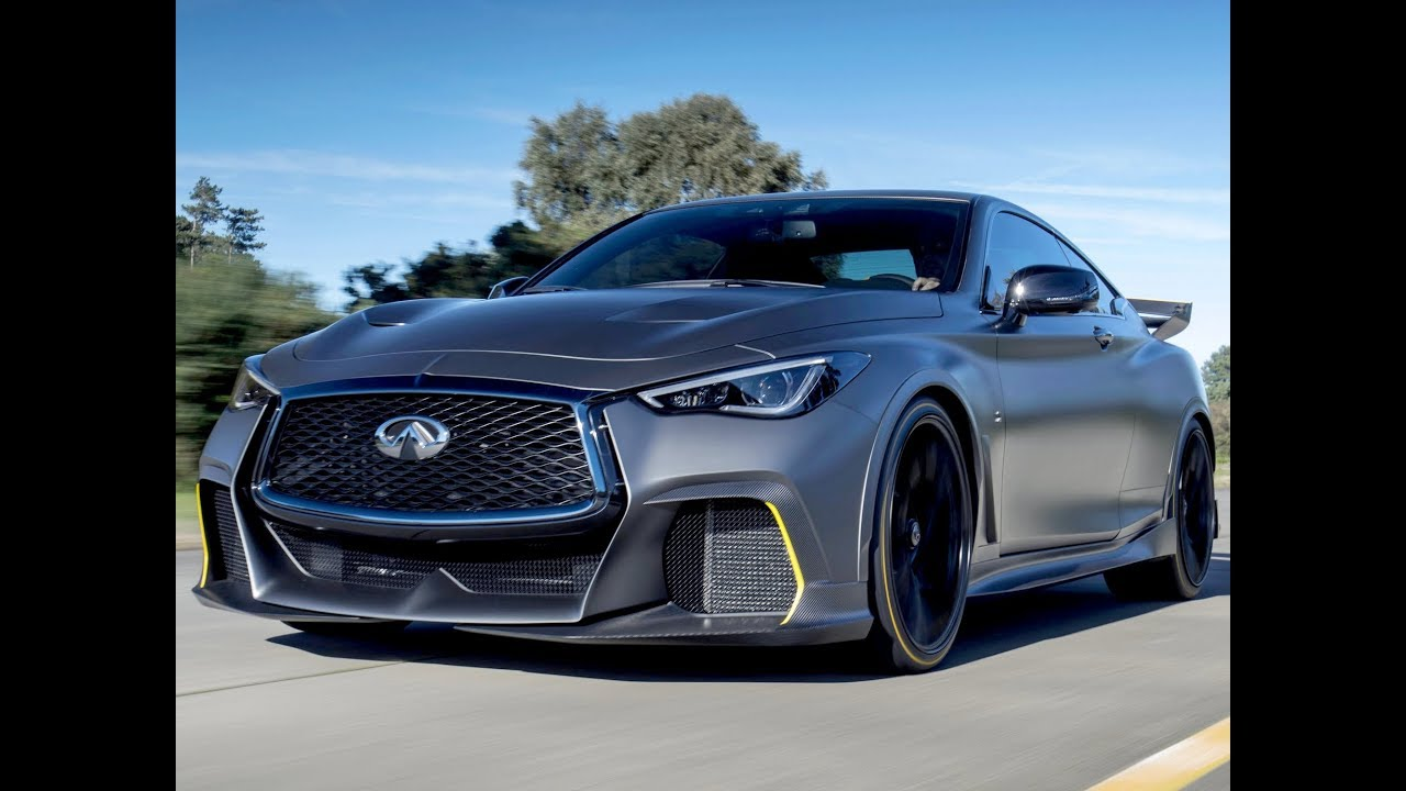 2020 Infiniti Q60 Performance and New Engine