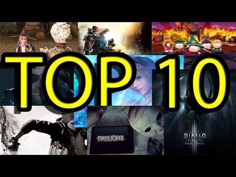 Top 10 Juegos del Mes | Marzo 2014