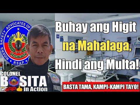 QUEZON CITY  Kapag Emergency, Huwag Matakot sa Huli!