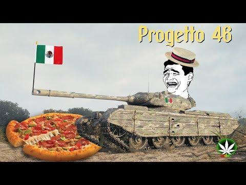 WOT ไทย EP.93 : ออโต้โหลดอเนกประสงค์แดนพิซซ่า !! (Progetto 46 gameplays)