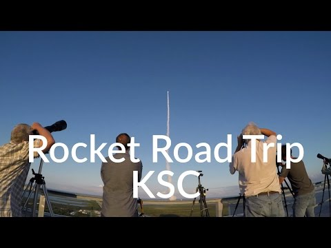 Kennedy Space Center - Rocket Road Trip 1