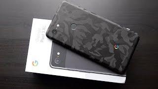 Обзор Google Pixel 3 XL. До жути красивый смартфон с букетом косяков