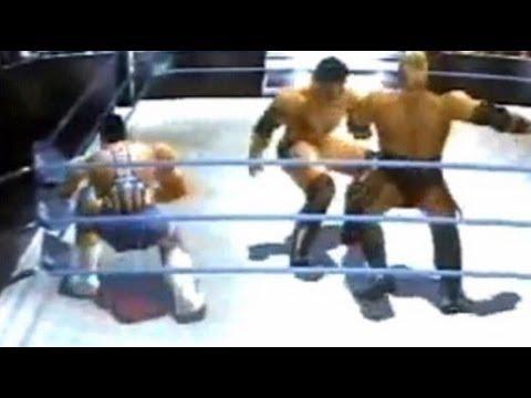 WWF No Mercy - Beta Gameplay