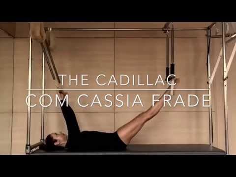 Exercícios clássicos no Cadillac