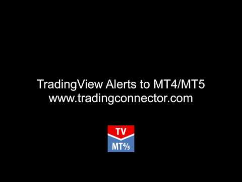 TradingView Alerts to MT4/MT5 installation guide