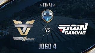 Team oNe x paiN Gaming (Jogo 4 - Final) - CBLoL 2017