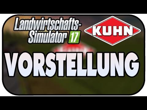 LS17 KUHN DLC - ICH TESTE DANN MAL ★Farming Simulator 17 Deutsch Infos