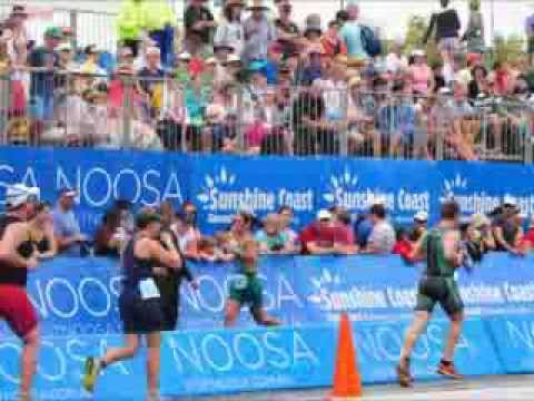 The Noosa Triathlon, Queensland, Australia - Noosa Community Radio 101.3FM