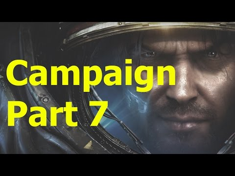 StarCraft 2 Trilogy Campaign 07 (4K Max Settings 60FPS)