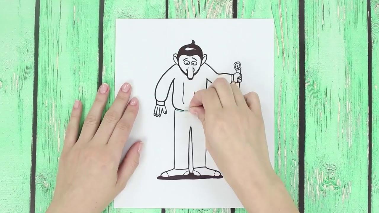 Лайфхак с рисунком