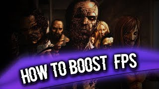 How to Boost FPS in No More Room in Hell