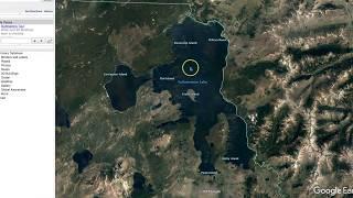 Seismo shows RARE rumble at Yellowstone Lake - Near Supervolcano