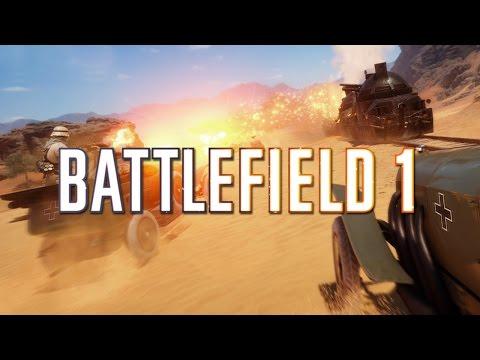 Battlefield 1 - Conquest - Sinai Desert - 1440p - 60fps