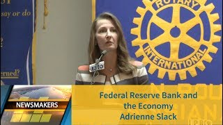 Federal Reserve Bank and the Economy | Adrienne Slack | 06/20/18 | Newsmakers